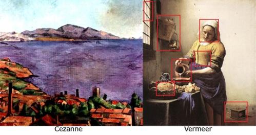 Cezanne-Vermeer