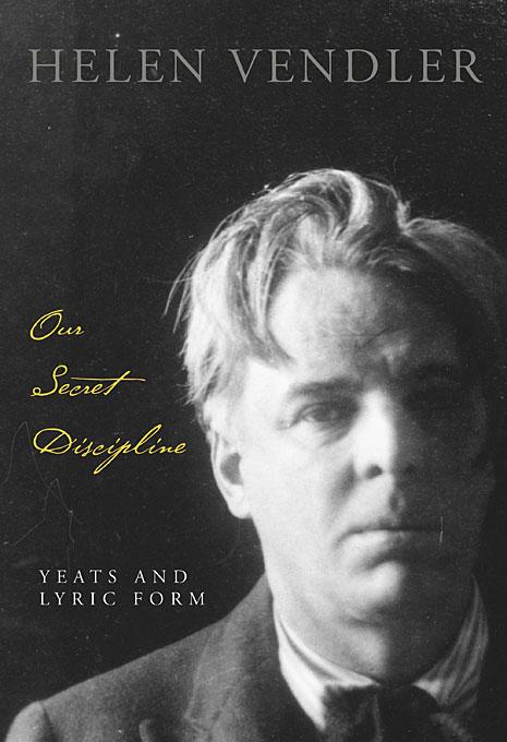 Yeats_Vendler