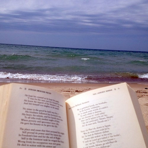 Poetry-on-the-beach