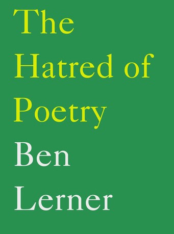 What's The Matter With Poetry