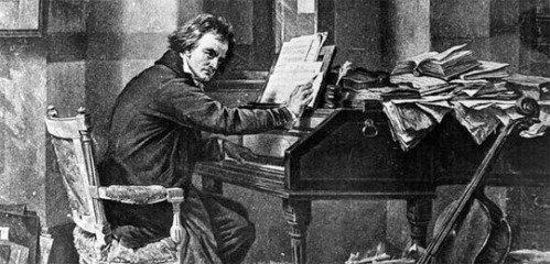 Beethoven-on-piano