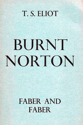 on-burnt-norton