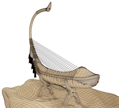 the-silent-harp