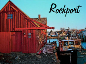 Postcard from Rockport