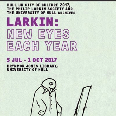 Philip Larkin exhibition