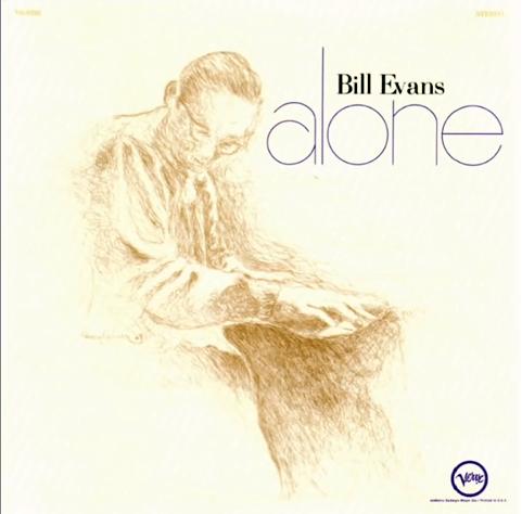 Bill Evans Alone