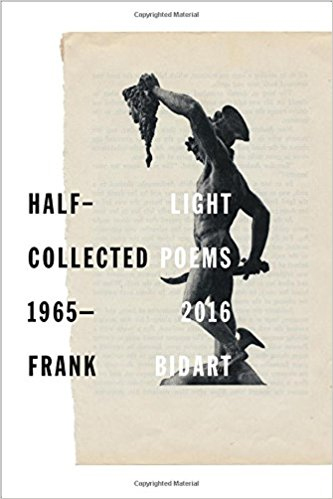 Frank Bidart's Mirror