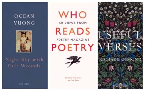 The Telegraph's best poetry books of 2017