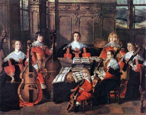 Consort of Viols