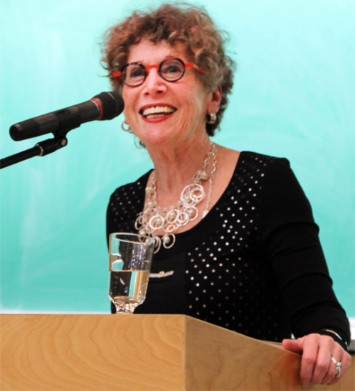 Canadian Poet, Lorna Crozier, to be presented