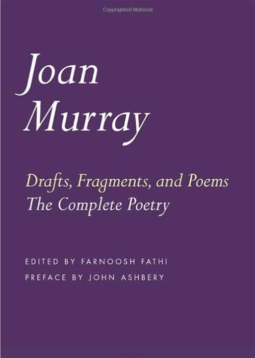 Joan Murray_s Enduring Poetry