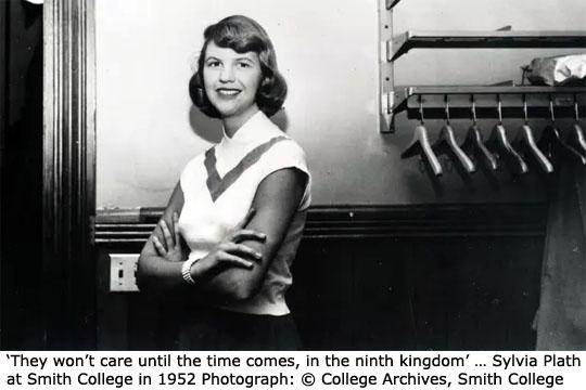 Unseen Sylvia Plath