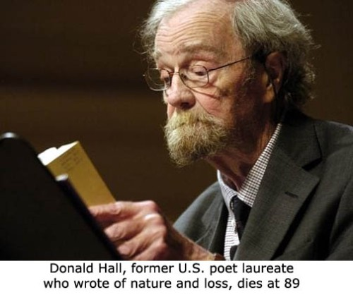 Poets We Lost in 2018