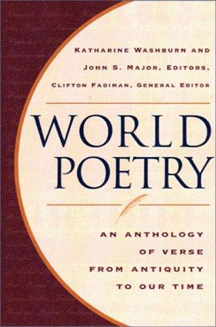 THE MOST ANTHOLOGIZED POEMS